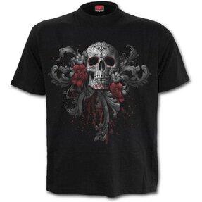 Tričko černé Královna smrti