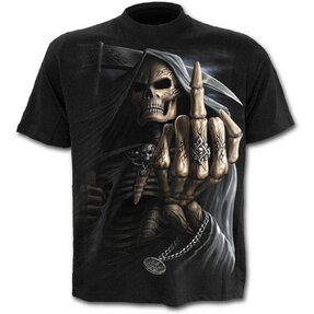 T-shirt Finger Bones