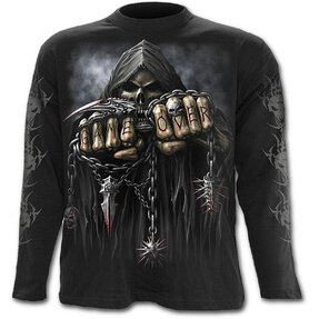 Long Sleeve Furious Fists