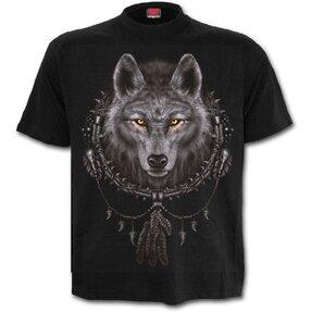 Farkas tekintet plus size póló