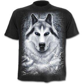 Tricou pentru copii Lup alb