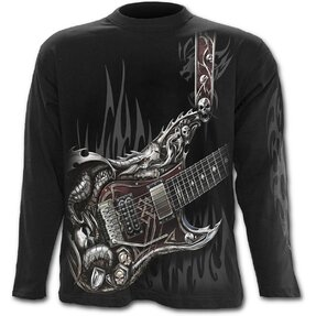 Long Sleeve Guitarist