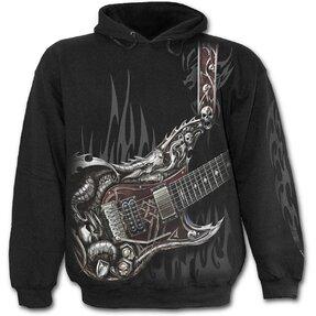 Hoodie Guitarist