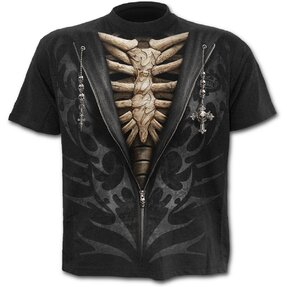 T-Shirt Black Suit of Death