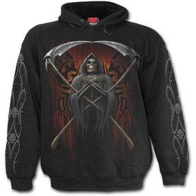 Sweatshirt mit Kapuze Dunkler Richter