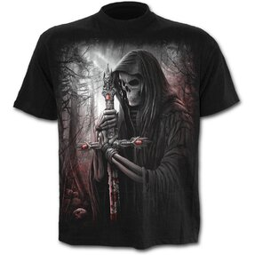 T-Shirt Black Knight of Death