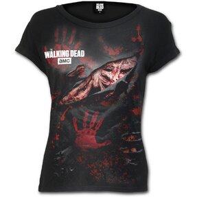 Női póló Walking dead
