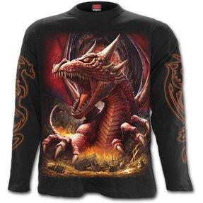 Langärmliges T-Shirt Drachenerwachen