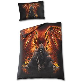 Duvet Cover Fiery Wings