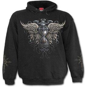 Sweatshirt mit Kapuze Dunkelheit