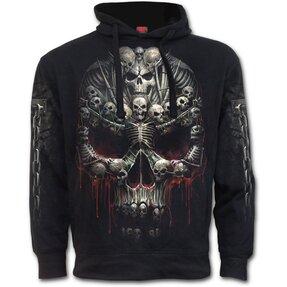 Sweatshirt mit Kapuze Knochen