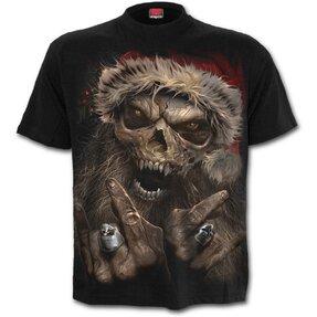 T-Shirt Santa Grim Reaper