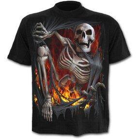 Tričko Smrť v ohni