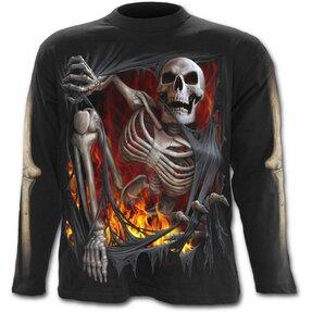 Dlhý rukáv Smrť v ohni