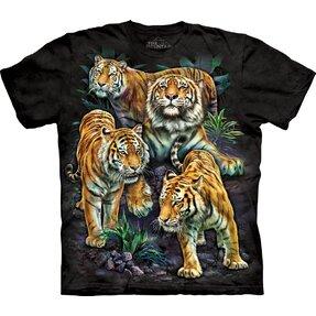 Tigris világ - gyermek póló