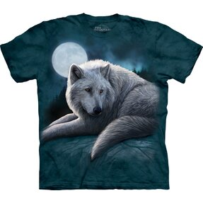 T-shirt White Wolf's Courage Child