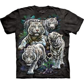 T-shirt World of Tigers Child