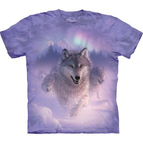 T-shirt Wolf Escape Child