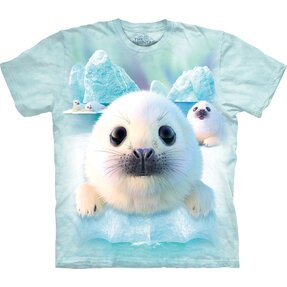 Fóka tekintet - gyermek póló