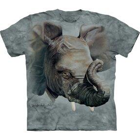 T-shirt Elephant's Greeting Child