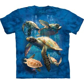 T-shirt World of Turtles Child