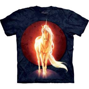 Tričko Zářivý jednorožec - dětské