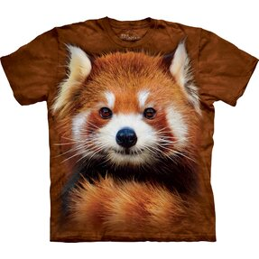 Tričko Červená panda - dětské
