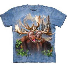Tričko Bláznivé soby - detské