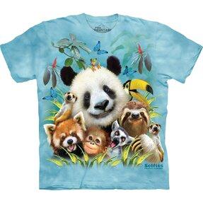 Tričko Bláznivé zoo - dětské