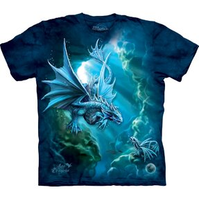 Tričko Morské draky - detské