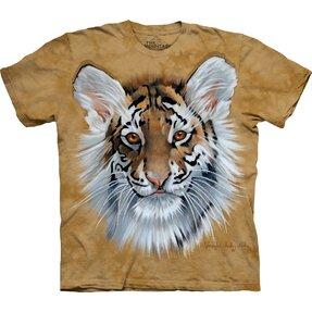 Kinder T-Shirt Neugieriges Jungtier