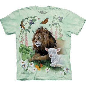 T-shirt Lion and Lamb Child