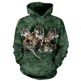 Sweatshirt Wolf's Jump
