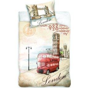 Fotopovlečení Londýn Bus