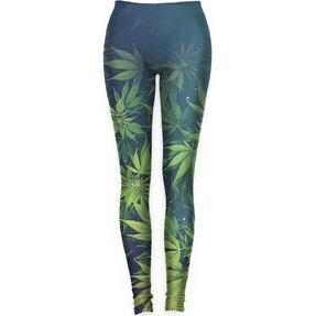 Női elasztikus leggings Mary Jane