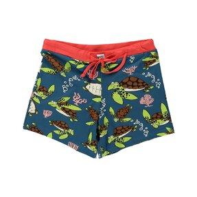 Női pizsama rövidnadrág Teknősbéka