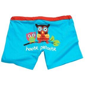 Dámské pyžamové boxerky Sova