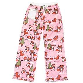 Damen Pyjama-Hose Foxy