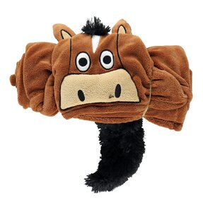 Kids' Hooded Blanket Horse