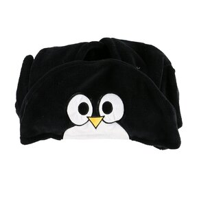 Kids' Hooded Blanket Penguin