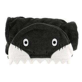 Kids' Hooded Blanket Shark