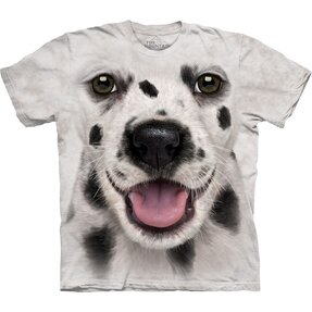 Kids' T-shirt Dalmatian Puppy