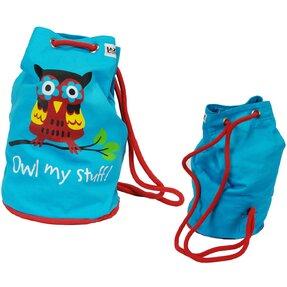 Kids' Bag for PE - Owl