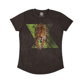 Női Tri-blend póló Jaguár