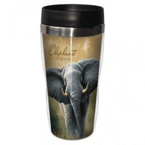 Cană termos - Elefant