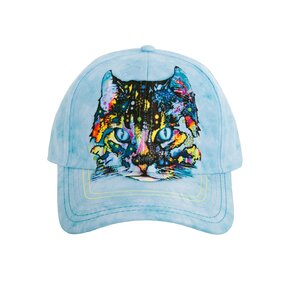 Baseball Cap Russo Cartoon Cat