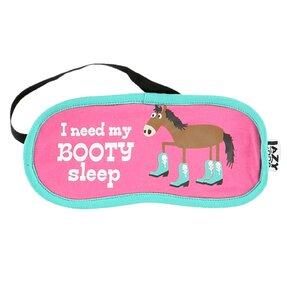 Maska na spaní Kůň v botách