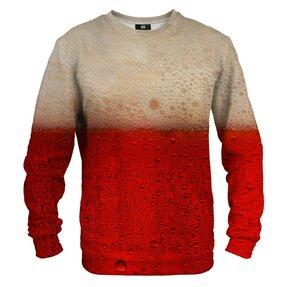 Sweatshirt Red Beer