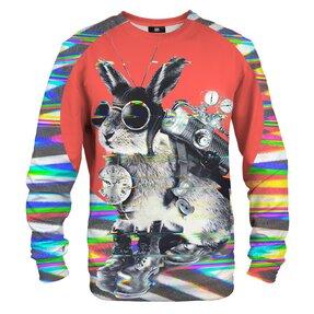 Sweatshirt ohne Kapuze Zeitreise