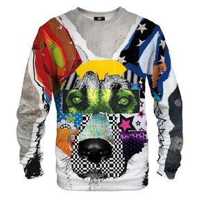 Sweatshirt Dog Collage